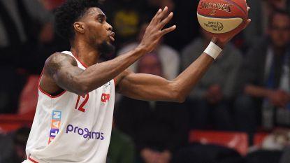 Late driepunter bezorgt Charleroi de zege tegen Antwerp in Euromillions Basket League