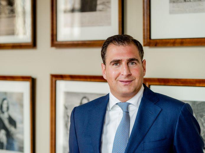 Kamerlid Gidi Markuszower van de PVV.