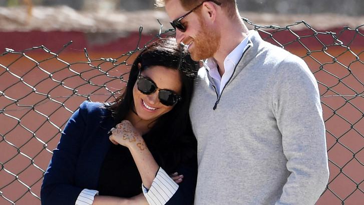 'Babydonaties' Harry en Meghan hebben enorme impact