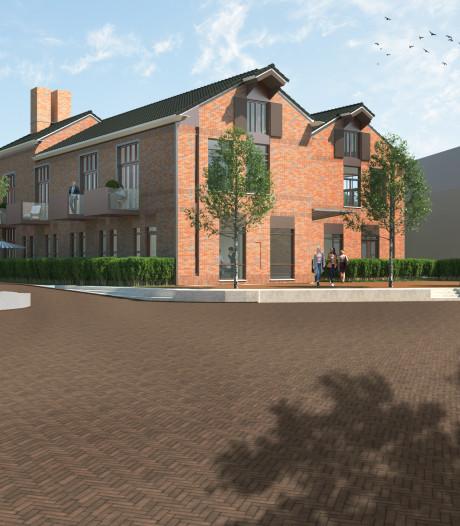 Appartementen in pand ABN Amro Oldenzaal