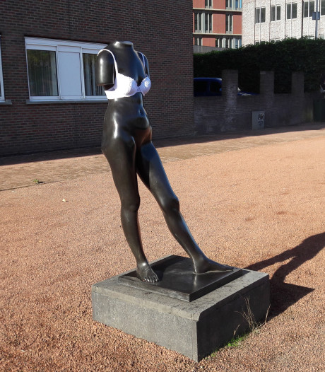 Vervolg Nipplegate: Lolbroeken trekken beeld naast Rechtbank Almelo bh aan