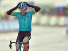 Ion Izagirre remporte la 6e étape, Roglic doit céder son maillot rouge à Carapaz