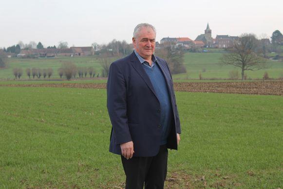 Eddy Timmermans, burgemeester van Pepingen.
