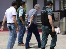 Voorzitter Spaanse voetbalbond blijft voorlopig in de cel
