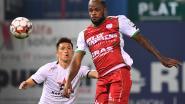 Cyle Larin: de 'Stille Reus' van Zulte Waregem neemt het op tegen Club Brugge, waar hij op zijn 18de testte