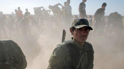 Veel burgerdoden bij slag om Raqqa
