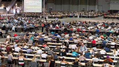 Bijna 7.000 studenten leggen grondig vernieuwd ingangsexamen arts en tandarts af