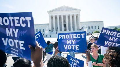 Amerikaans Hooggerechtshof legt gerrymandering niet aan banden