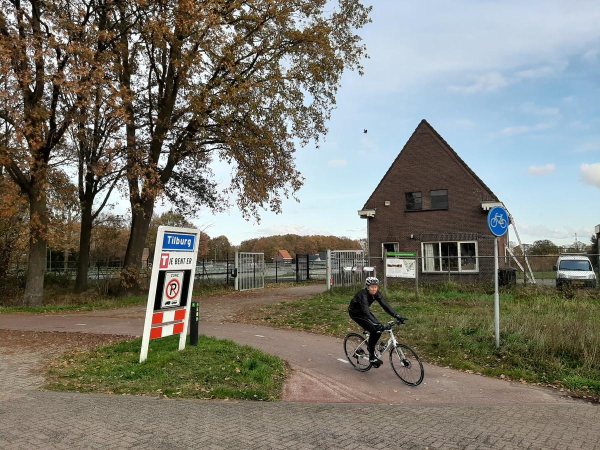 Een voormalige werkplaats van de waterzuivering wordt op het park WaterProef een plek voor flexwerkers.
