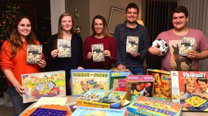 Speelgoedinzameling voor kansarme kinderen