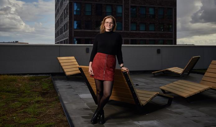 Tessa Snip: ,,Drie jaar geleden is bij mij de ziekte van Crohn ontdekt, een chronische ontstekingsziekte van de darm.''