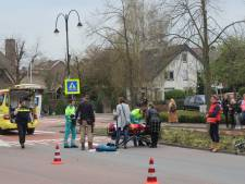 Jonge fietsster gewond bij aanrijding in Breukelen