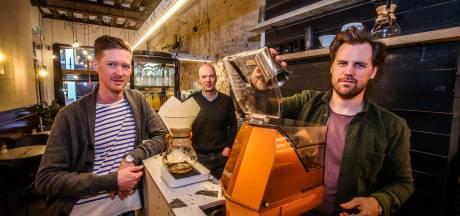 Koffiebar en chocolatier werken samen voor unieke 'slow coffee' in Knoks restaurant