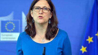EU wil ook auto's tariefvrij verhandelen met de VS