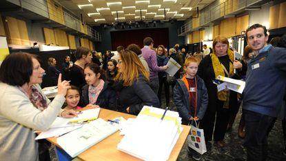 Zesdejaars maken kennis met secundaire scholen