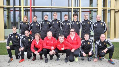 Nog straffer dan de Rode Duivels! Nationale voetbalploeg behaalt zilver op Special Olympics