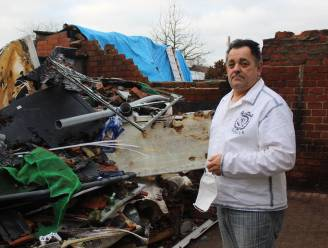 """Drie maanden na brand heeft Martin (62) weer hoop: """"2021 kan alleen maar beter worden"""""""