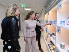 3,5 miljoen baby's per dag gevoed met melkpoeder uit deze nieuwe fabriek