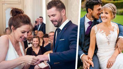 Nu 'Blind Getrouwd' afgelopen is: wat gebeurt er met de ringen en de bruidsjurk?
