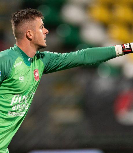 Roda JC aast op FC Twente-doelman Jorn Brondeel