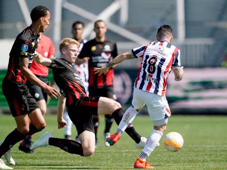 Willem II verspeelt in extra tijd dure punten bij Excelsior