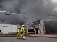 Bewoners mogen huis nog niet in na grote brand in Vorden; opruimwerk begonnen