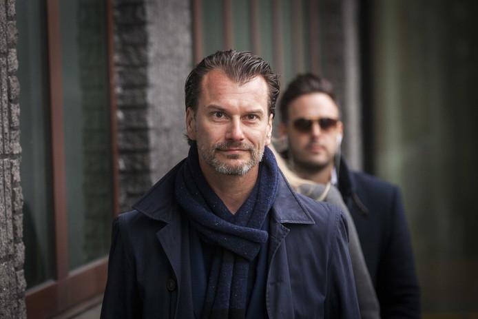Advocaat Vincent van der Velde