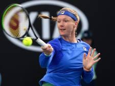 Bertens zonder zorgen naar tweede ronde Australian Open