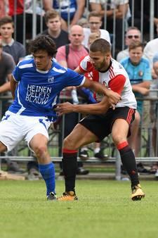 Nieuwkoop laat zich al snel weer zien op trainingsveld Feyenoord
