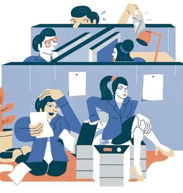 De kansen op een kantoorlief zijn gestegen, de valkuilen blijven dezelfde