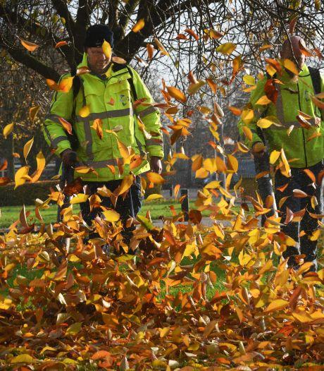Zeven uitzendkrachten krijgen vast contract voor groenonderhoud in Wijchen en Druten