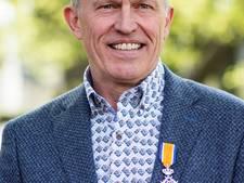 Piet Noordermeer uit Hilvarenbeek koninklijk onderscheiden