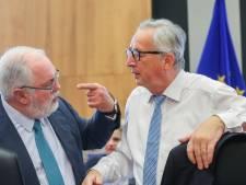 Juncker negeert Oostenrijkse roep om aftreden en vraagt respect