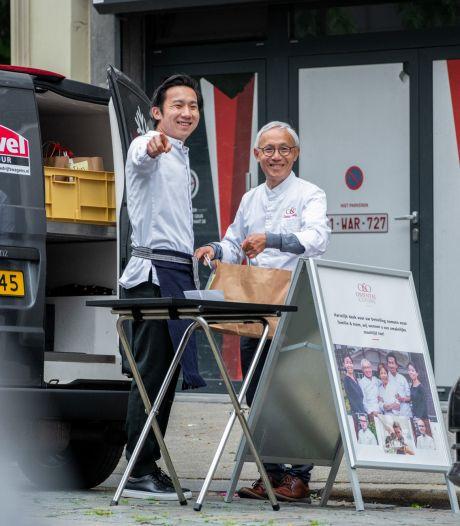 Eten van sterrenzaak O&O nu ook in Antwerpen en Rotterdam op te halen