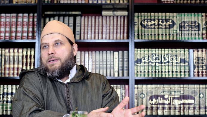 De omstreden imam Fawaz Jneid