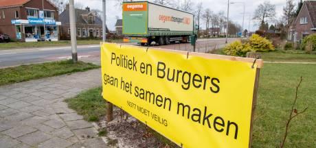 Grimmige stemming rond N377 in Nieuwleusen slaat om in optimisme