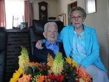 Jan en Riek Vervoort uit Zijtaart vieren hun diamanten bruiloft