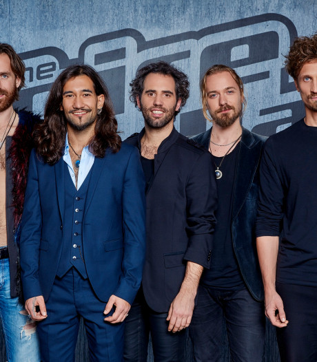 Navarone na finale: 'Dankzij The Voice komen onze stoutste dromen uit'