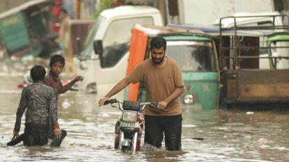Al bijna 200 doden door moessonregen in Zuid-Azië