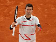 Novak Djokovic, accroché un moment par Carreno Busta, rejoint Tsitsipas en demi-finales