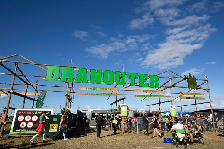 De affiche voor Festival Dranouter is compleet.