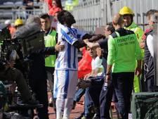 Muntari krijgt geen steun van scheidsrechter na racisme