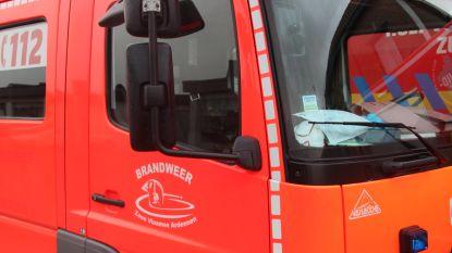 Brandweer ruimt oliesporen in Godveerdegem, Steenhuize en Houtem