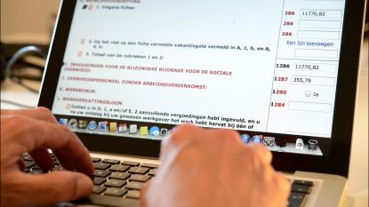 Ruim 300.000 minder aangiftes via Tax-on-web