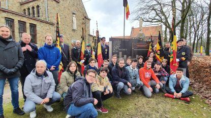 """Leerlingen Gitok maken monument voor reis naar Auschwitz: """"Dit zal erin hakken. Dat beseffen we"""""""