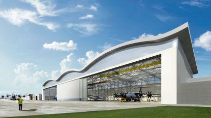 Defensie bouwt grootste vliegtuighangar ooit in Melsbroek, want opvolger van C130 past niet in huidige loods