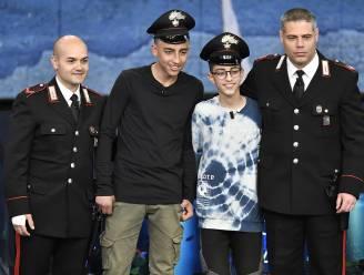 13-jarige 'held' die aanslag verijdelde op schoolbus krijgt Italiaans burgerschap