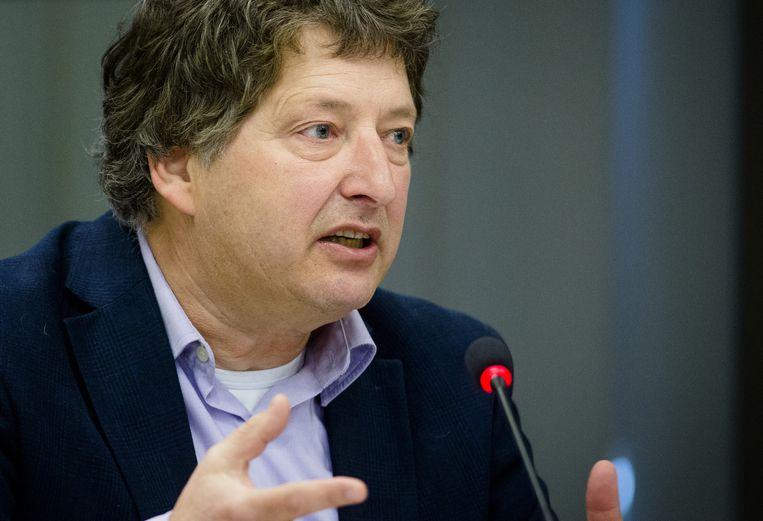 De Utrechtse hoogleraar Micha de Winter gaat het onderzoek leiden. Beeld anp