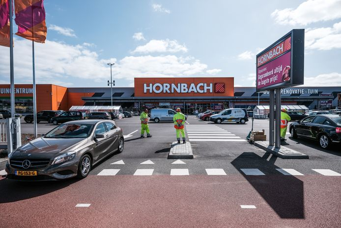 Hornbach in Duiven.