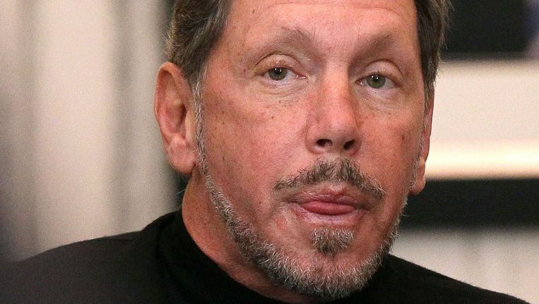 Oracle-CEO Larry Ellison.